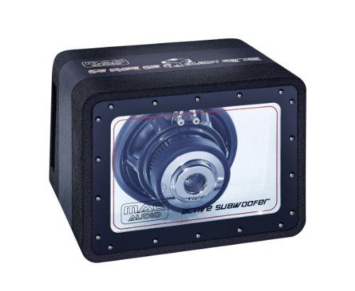 mac audio ice cube 108 a black series aktiver bandpass. Black Bedroom Furniture Sets. Home Design Ideas