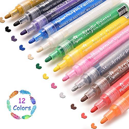 top 10 stifte für leinwand  marker  filzstifte  cetsunis
